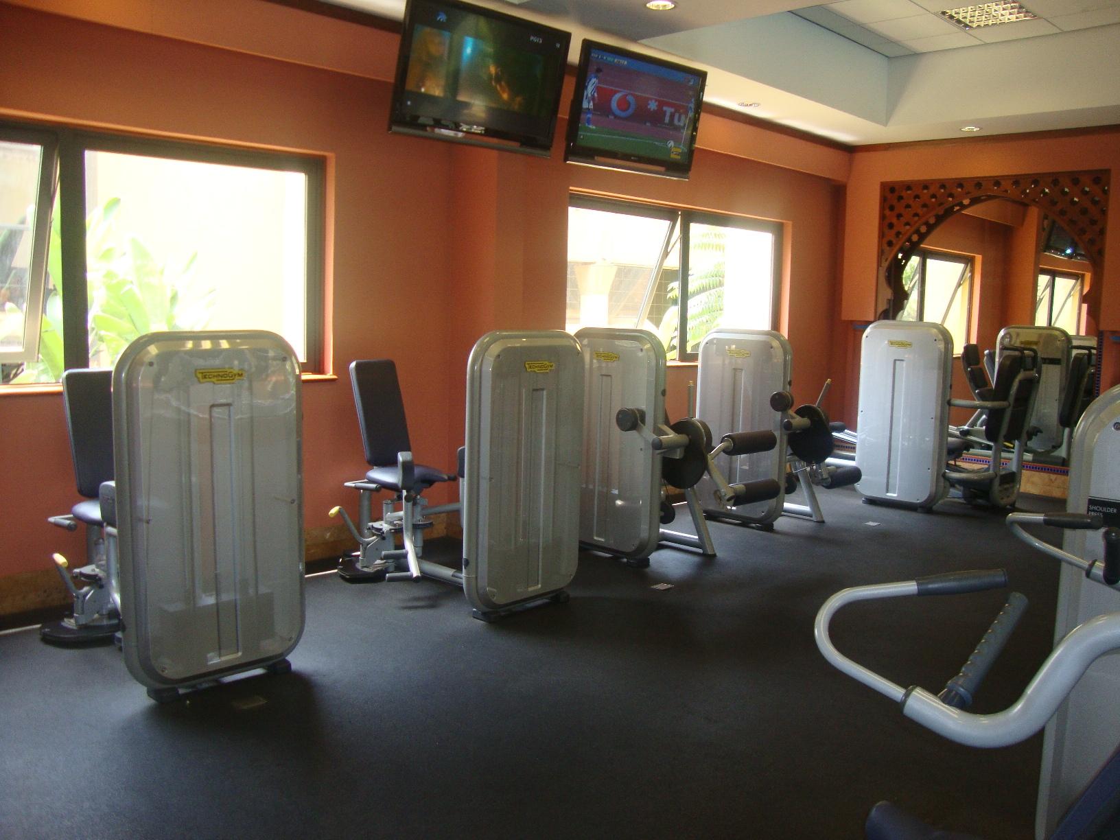 Kigali Serena Rwanda Pool Gym
