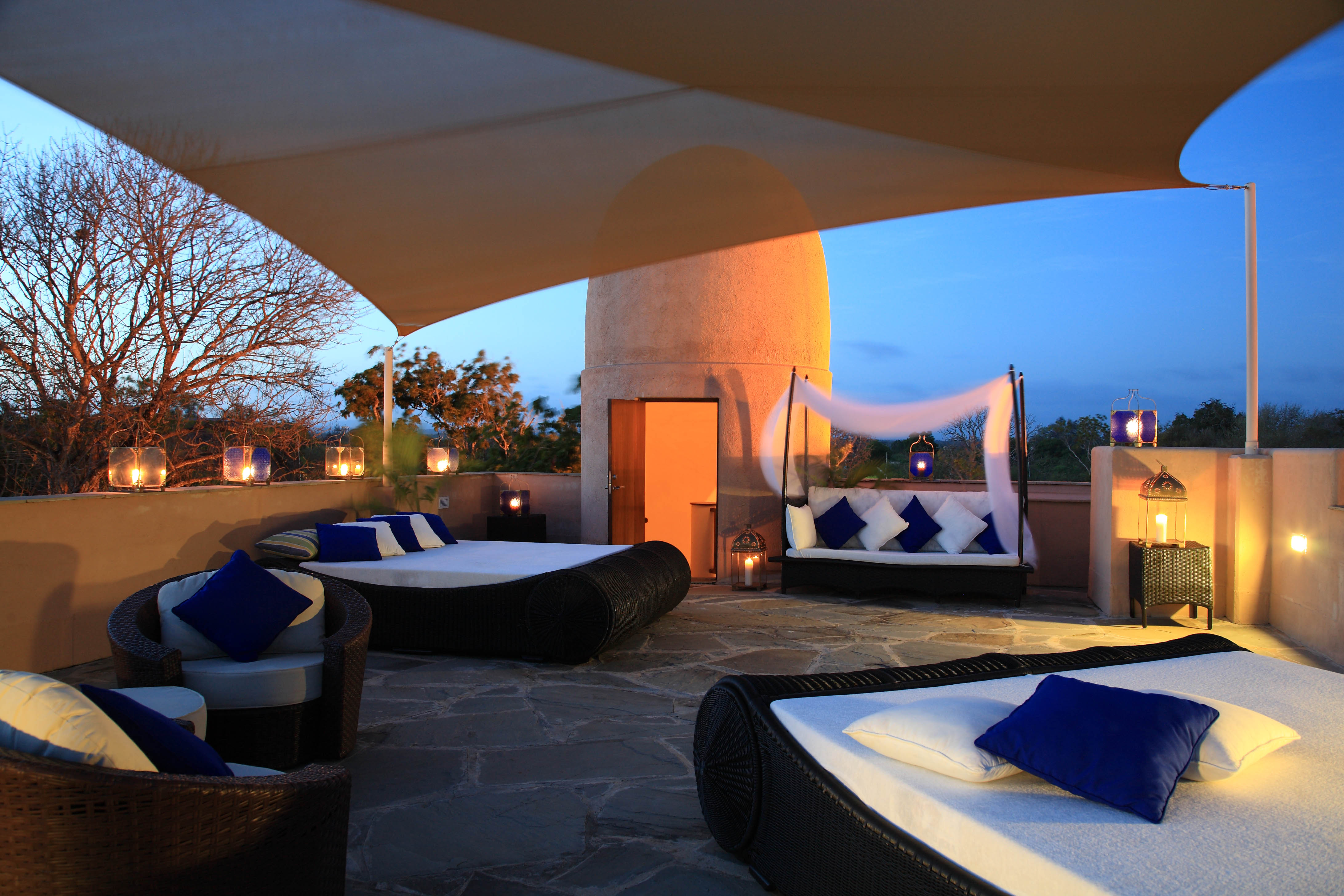 Almanara-Diani-Resort-Kenya-Sunset