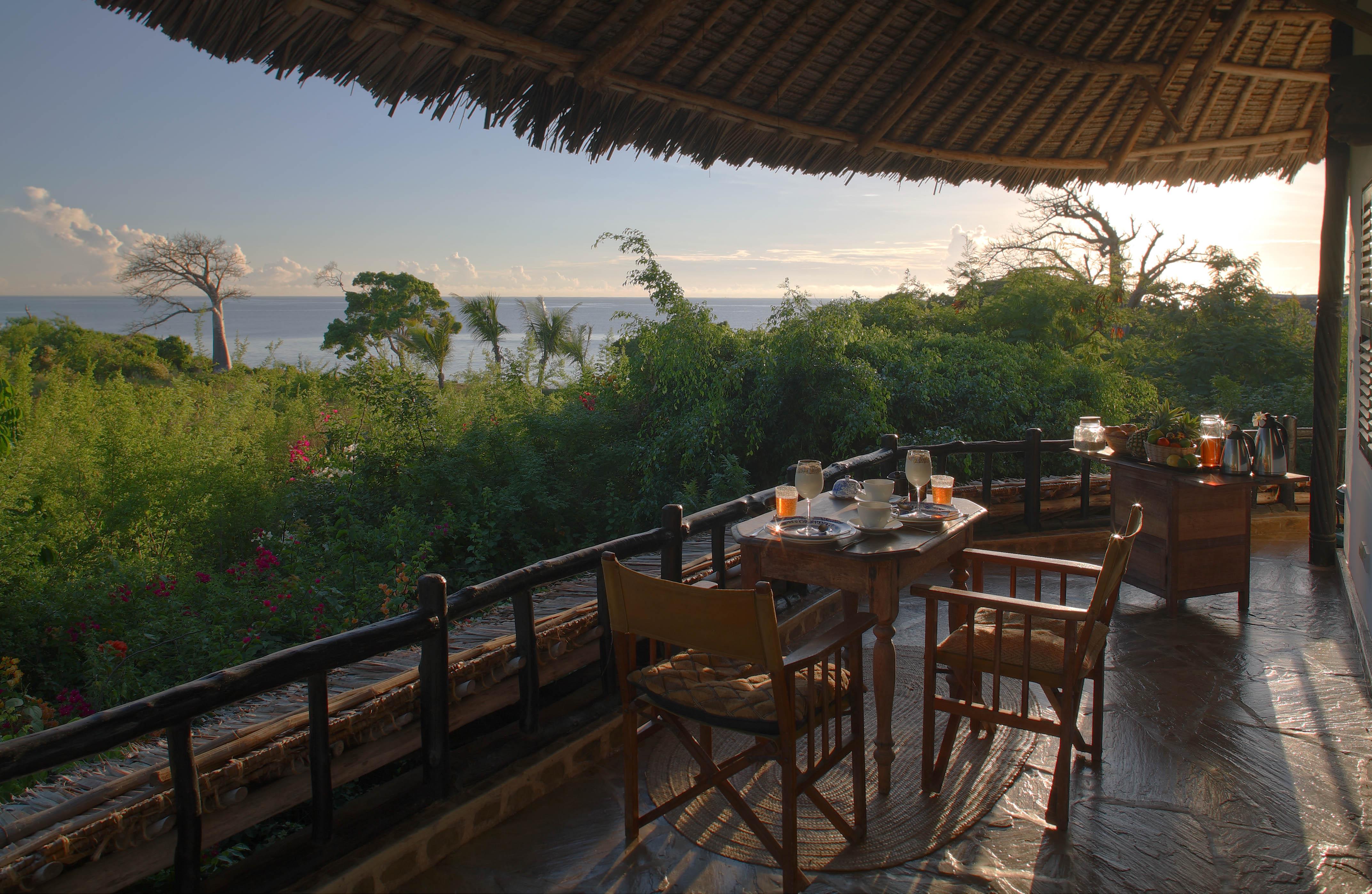 Kinondo Kwetu - View