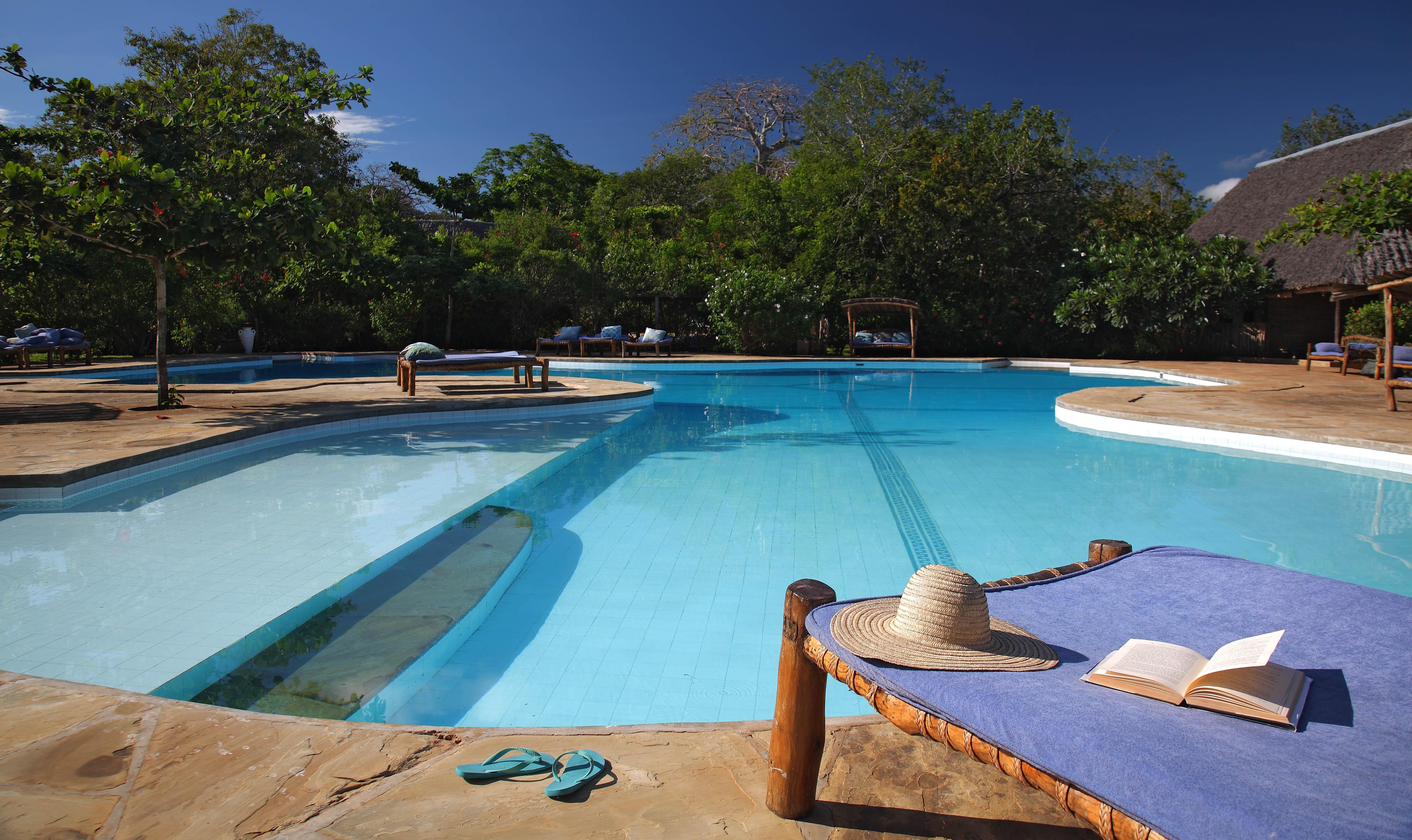 Kinondo Kwetu - Pool