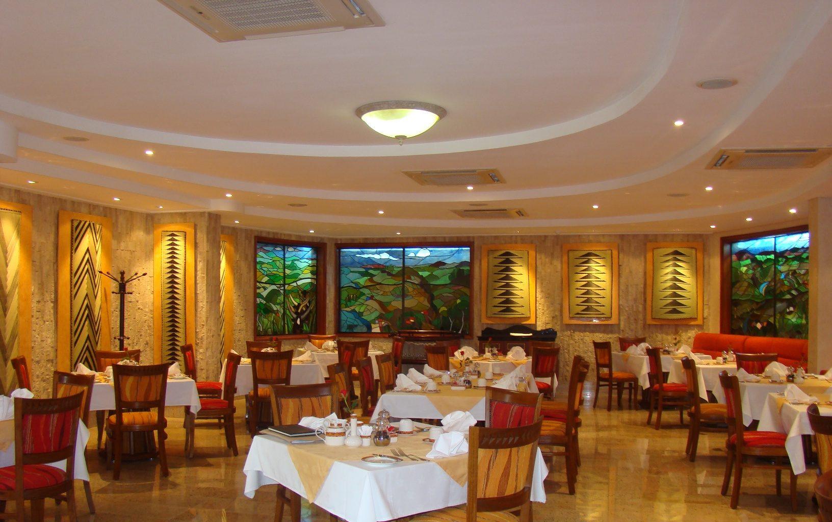 Kigali Serena Rwanda Restaurant