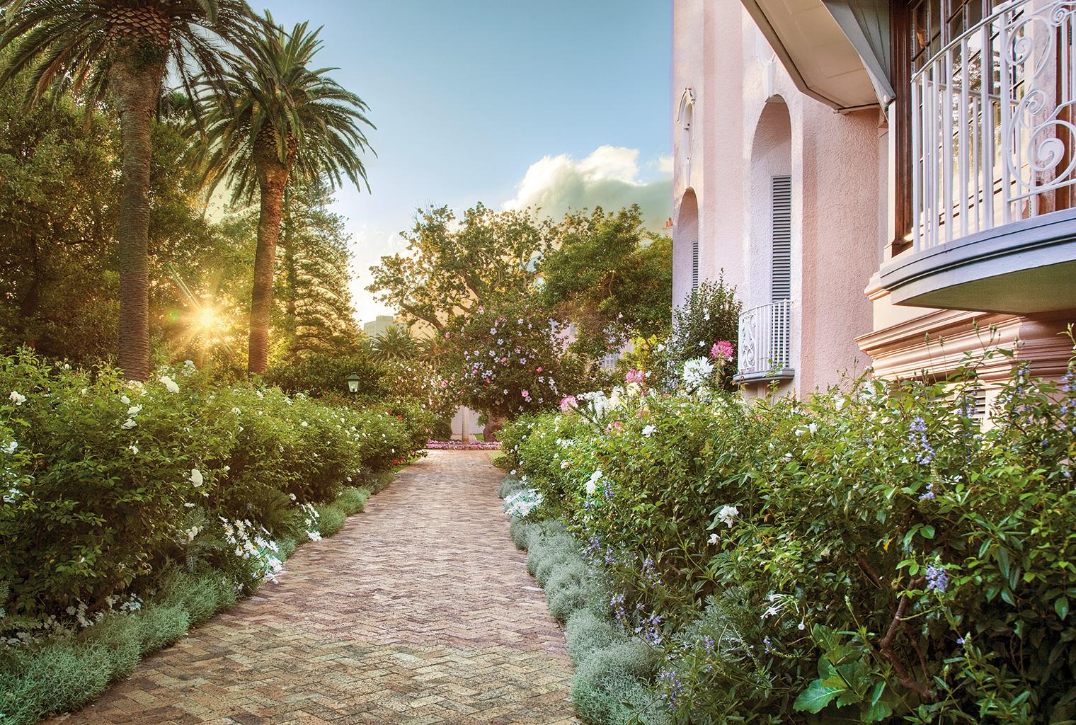 Mount-Nelson-South-Africa-Exterior-Garden