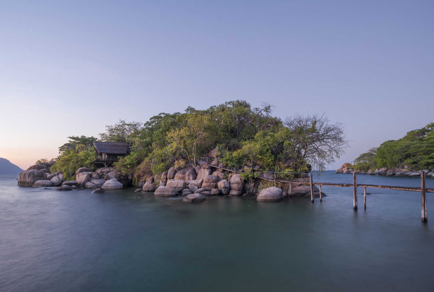 Mumbo Island Lodge MalawiView