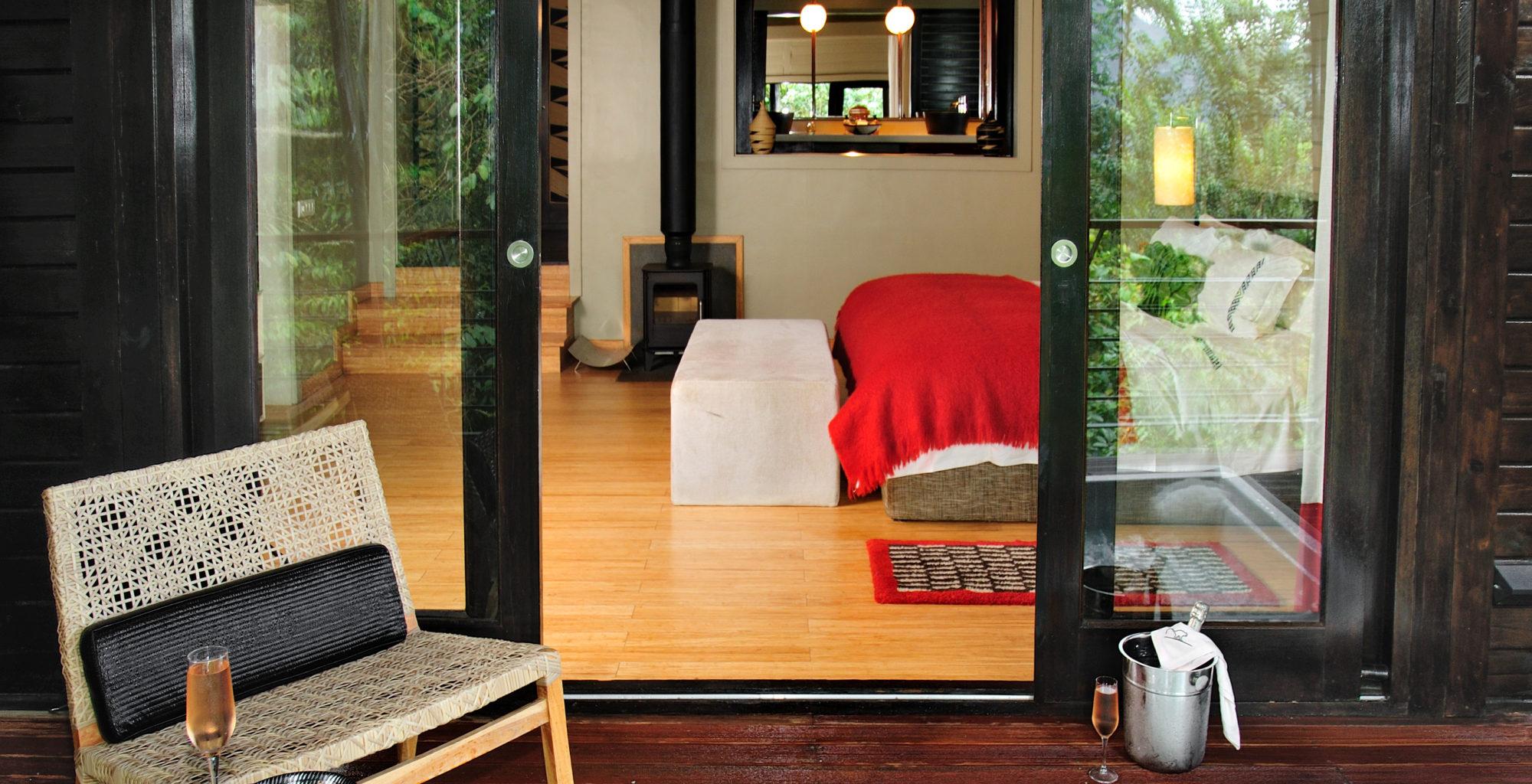 Nyungwe Forest Lodge Rwanda Bathroom