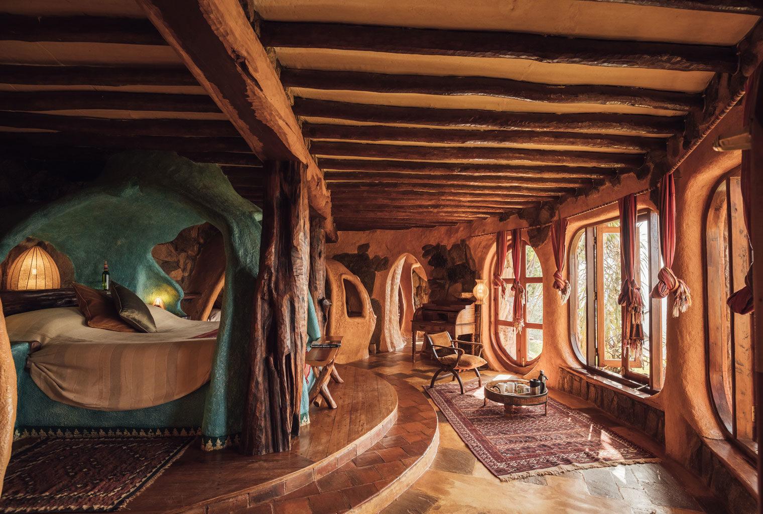 Kenya Laikipia Ol Malo Room