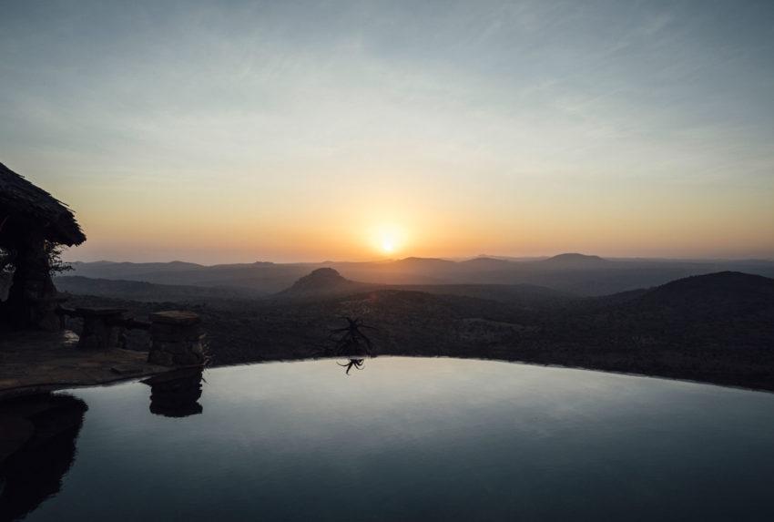 Kenya Laikipia Ol Malo Pool