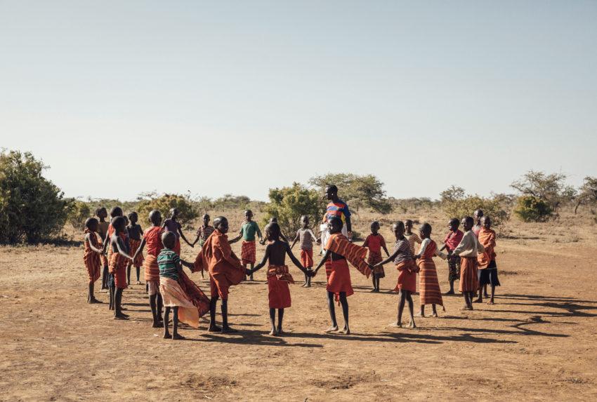 Kenya Laikipia Ol Malo Samburu