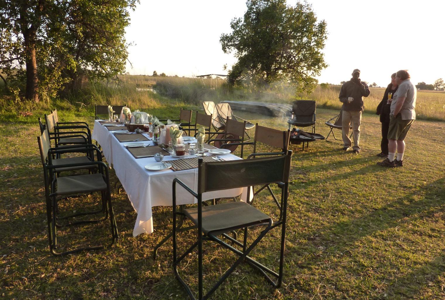Shinde Botswana Activity