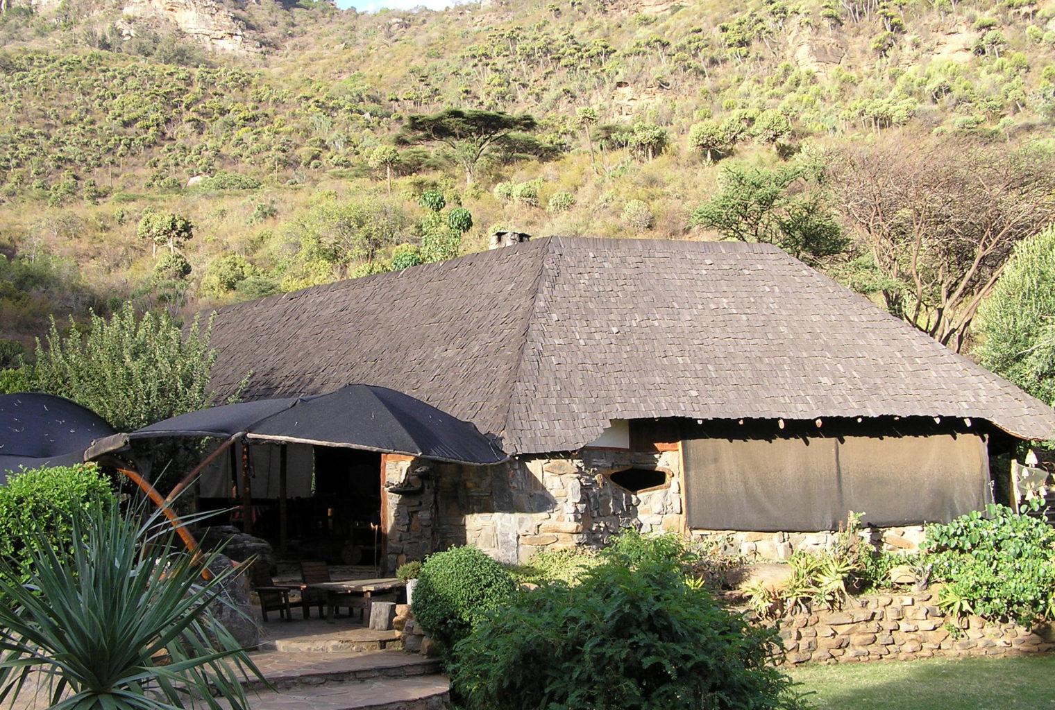 Desert Rose Lodge Kenya Exterior