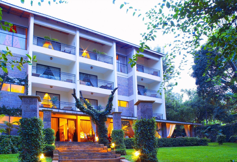 Palacina Hotel Kenya Exterior