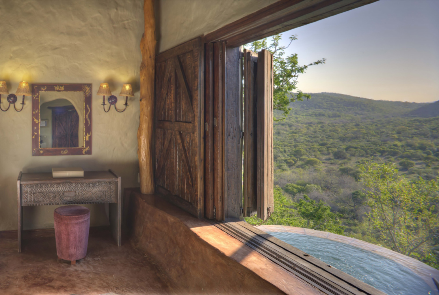Phinda-Rock-Lodge-South-Africa-Bedroom-View