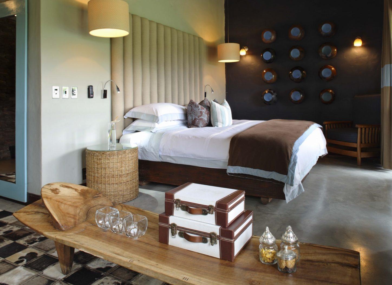 Phinda Zuka South Africa Bedroom