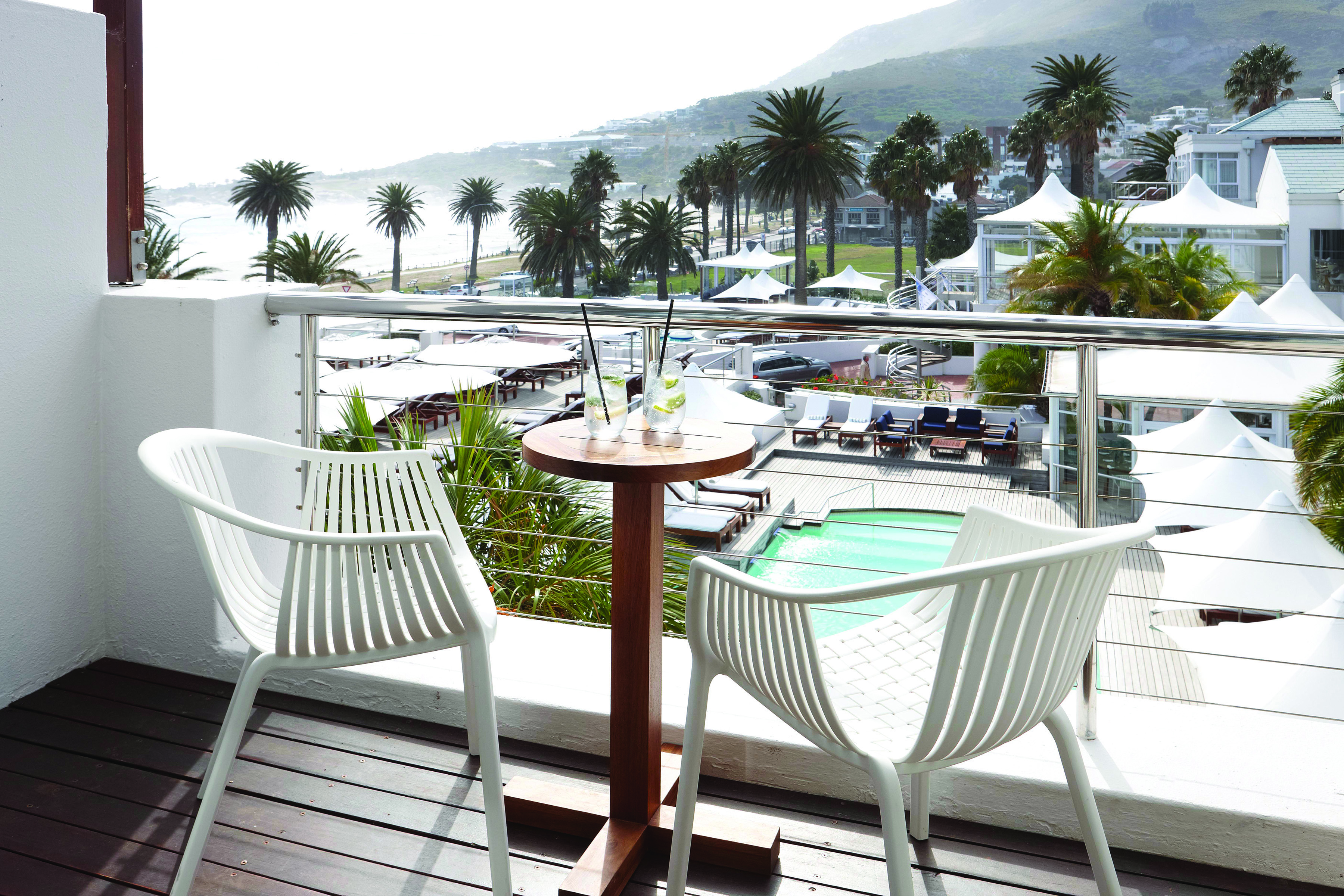The Bay South Africa Pool View