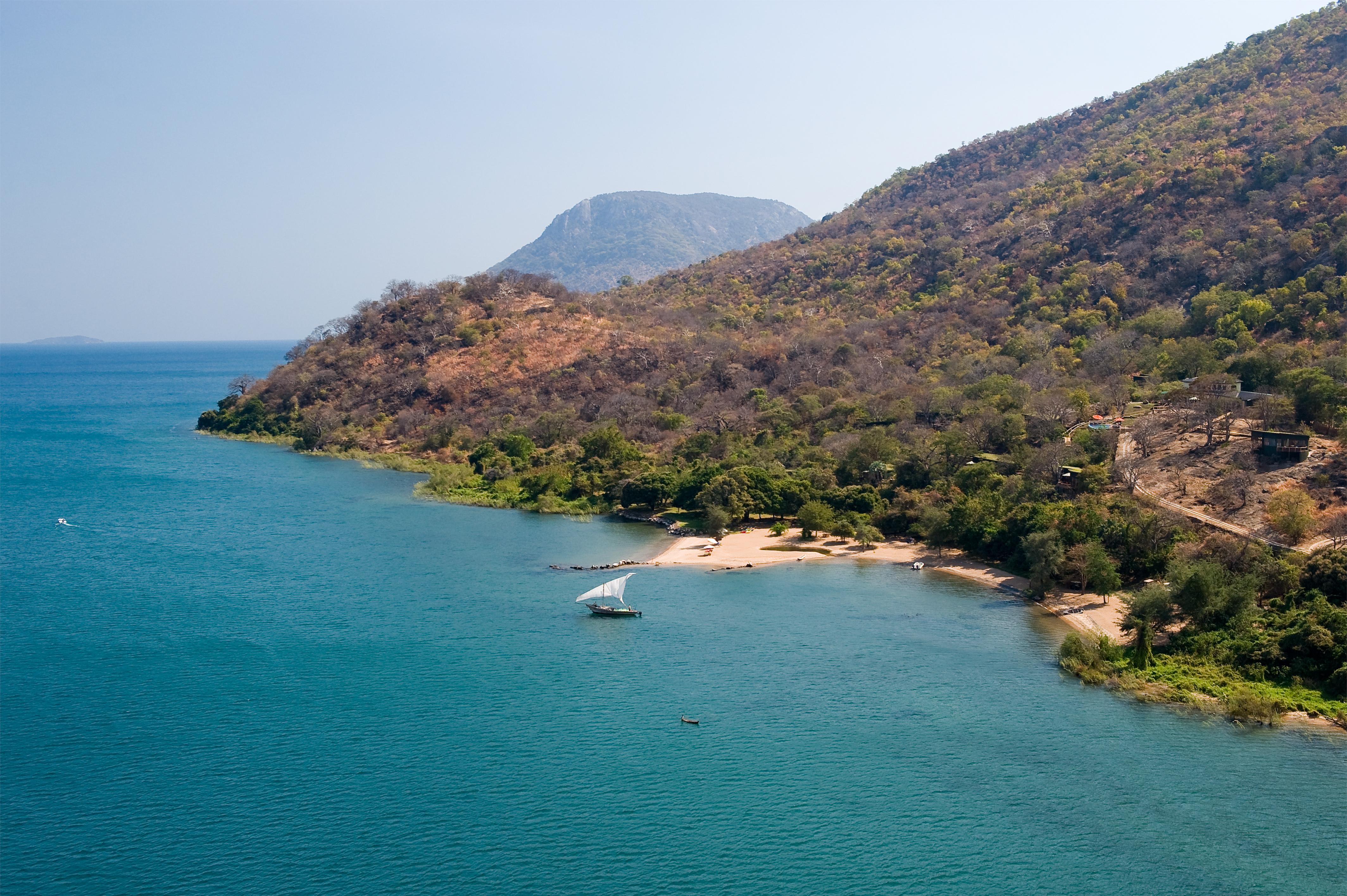 Lake Malawi Landscape Malawi