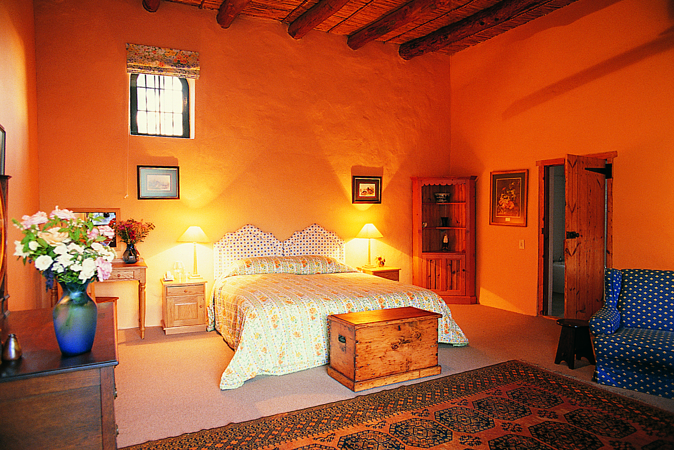 Roggeland Country House, South Africa, Bedroom