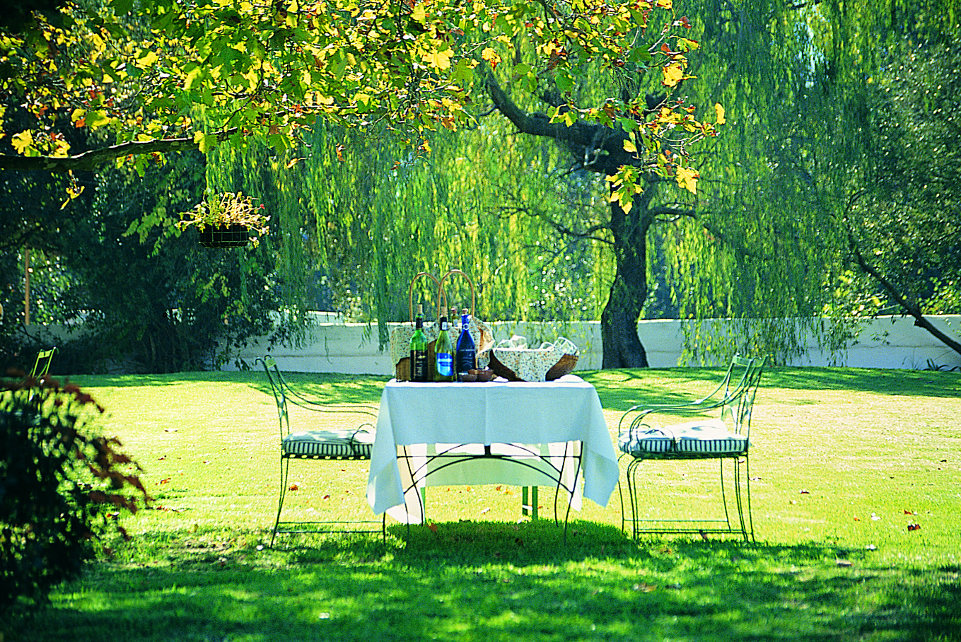 Roggeland Country House, South Africa, Garden