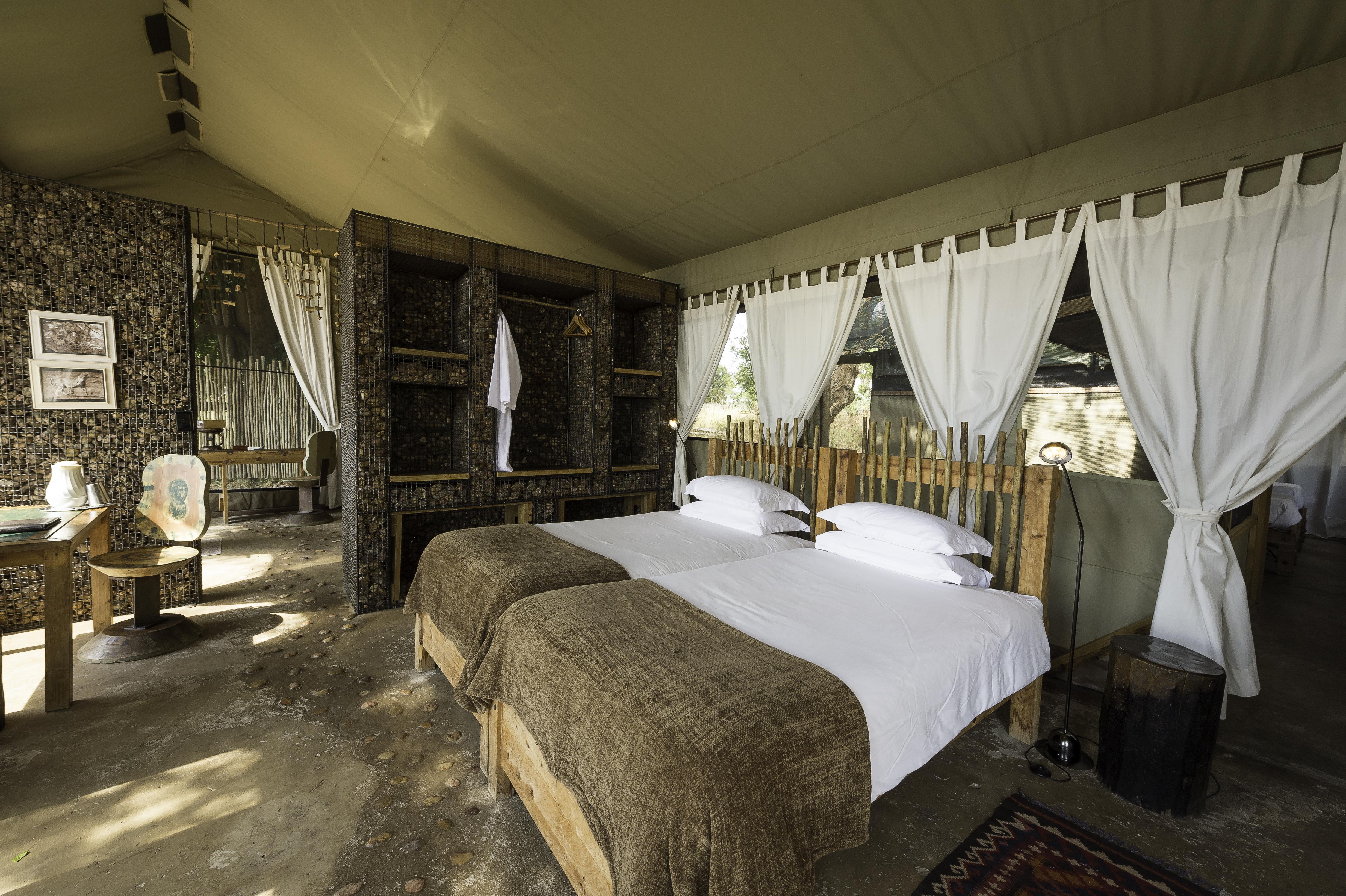 Ruckomechi Zimbabwe Bedroom