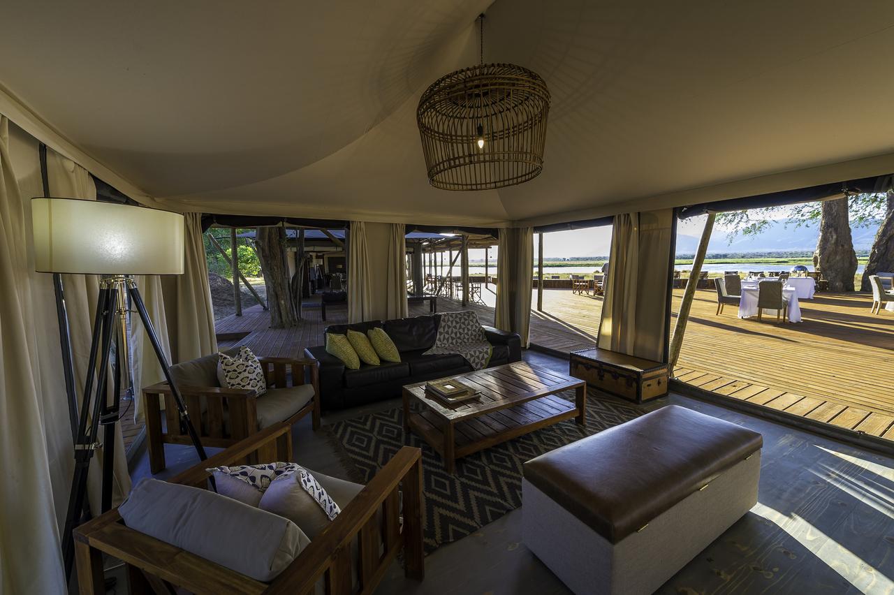 Ruckomechi Zimbabwe Lounge