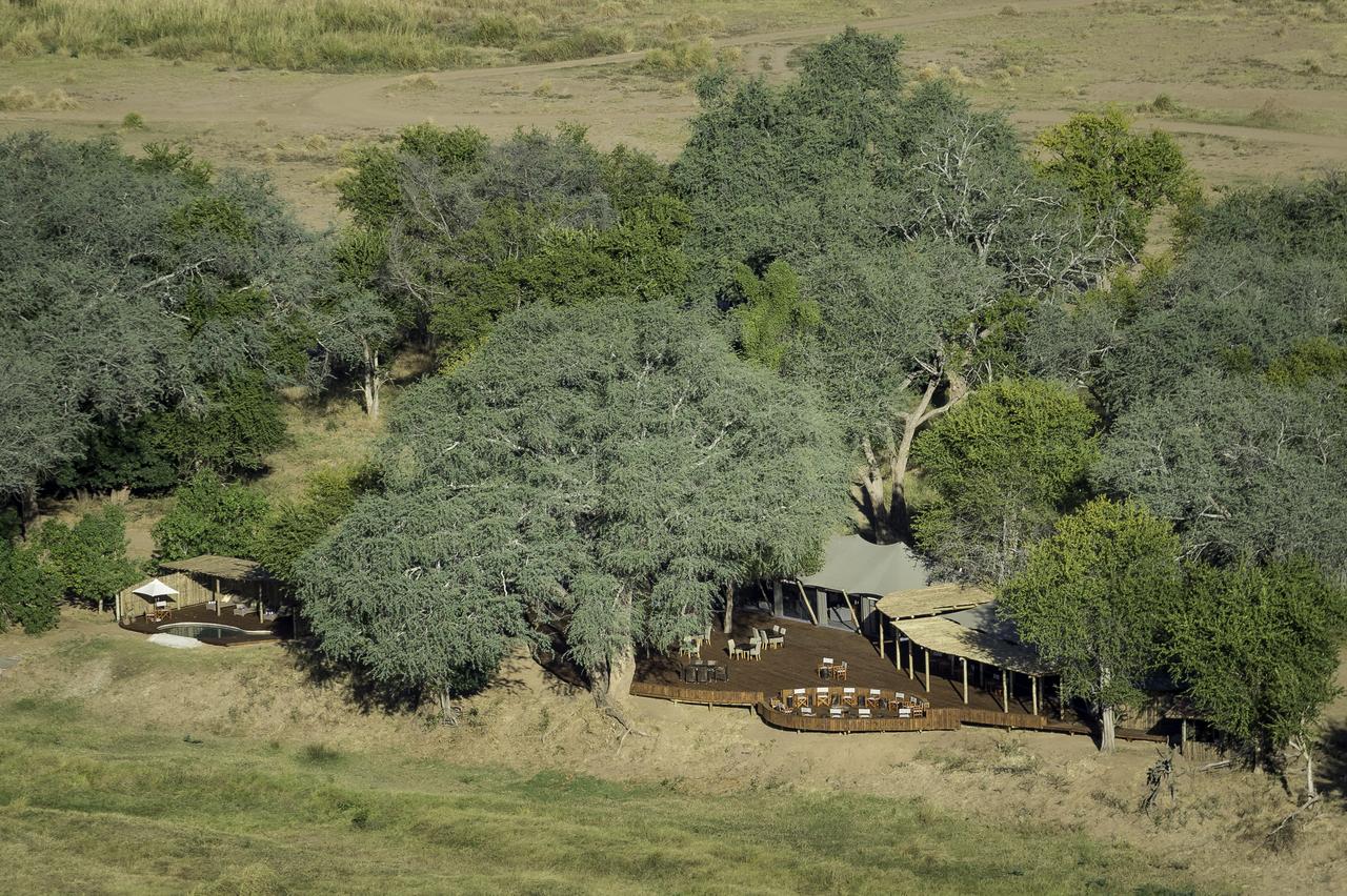 Ruckomechi Zimbabwe Aerial
