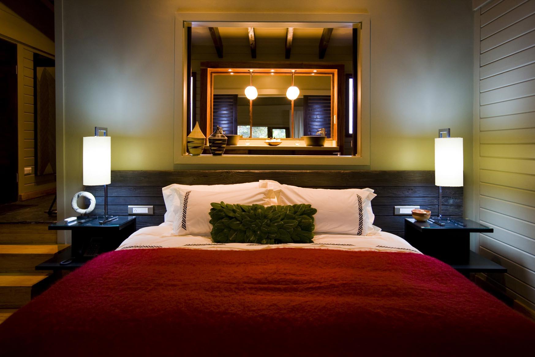 Nyungwe Forest Lodge Rwanda Bedroom