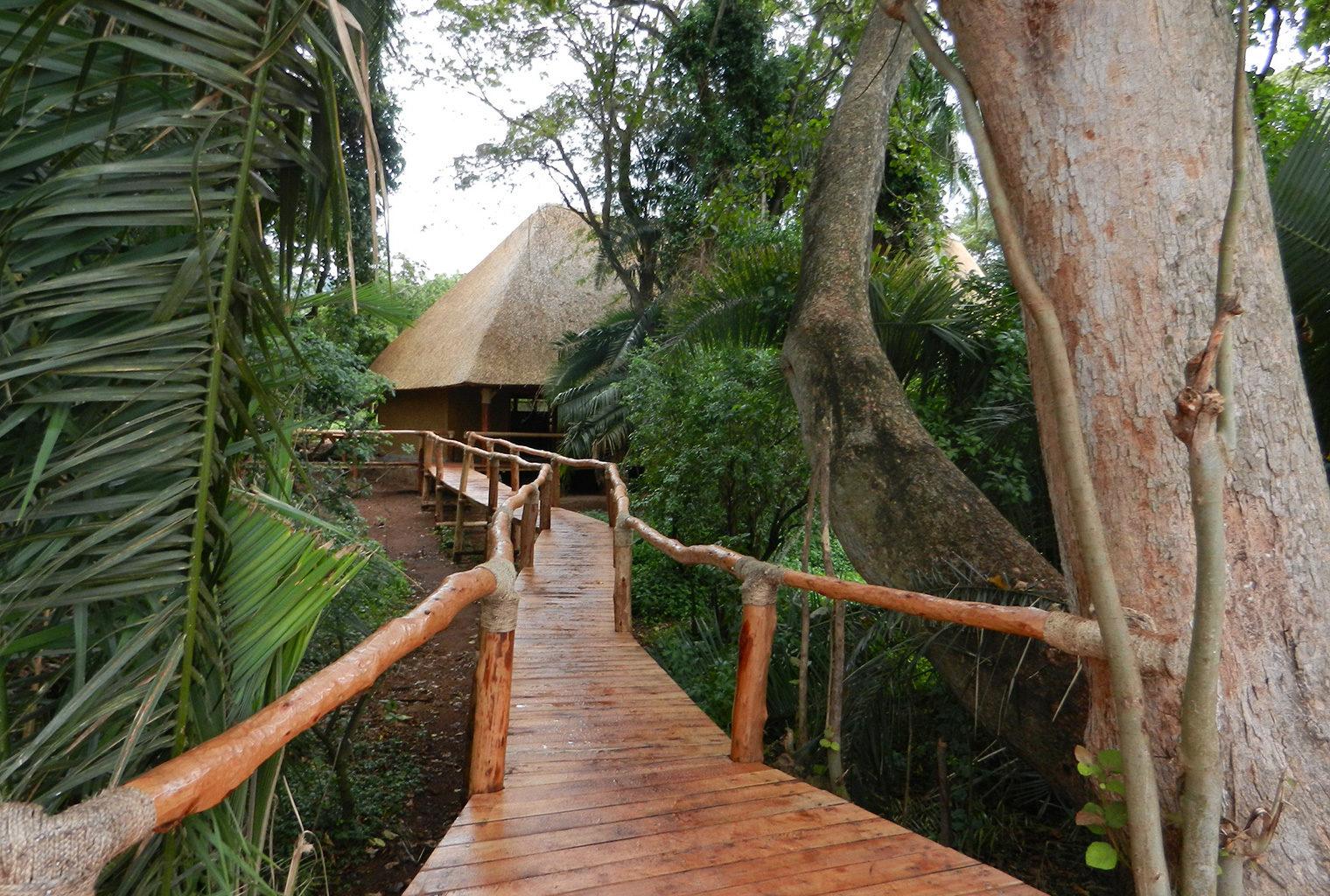 Rwanda-Ruzizi-Tented-Camp-Boardwalk