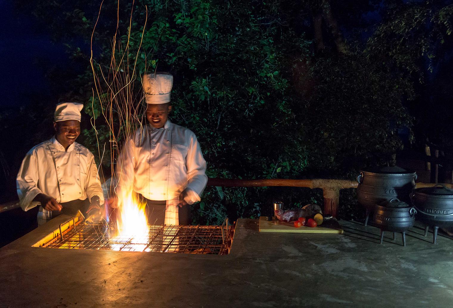 Rwanda-Ruzizi-Tented-Camp-Cooks