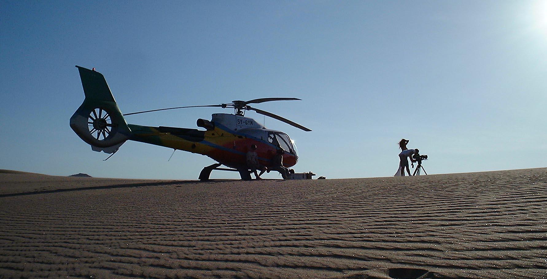 Safari Helicopter Tours Africa Exclusive Safaris