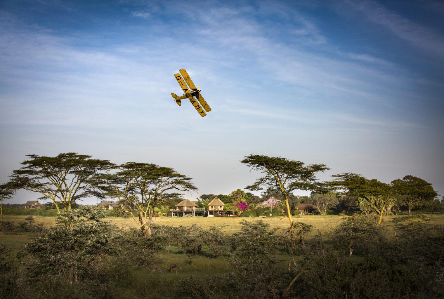 Segera Retreat Kenya Activity