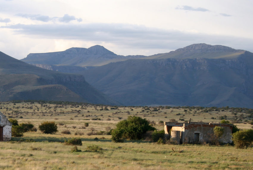 The Great Karoo, South-Africa, Scenery