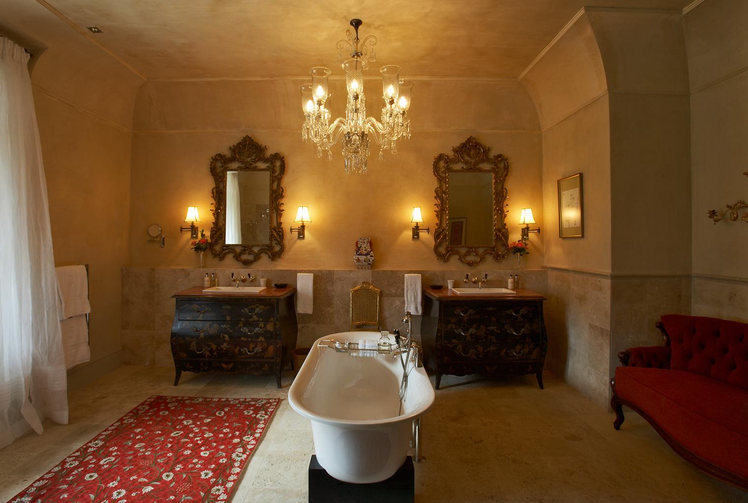 South-Africa, Winelands, La Residenc, Bathroom
