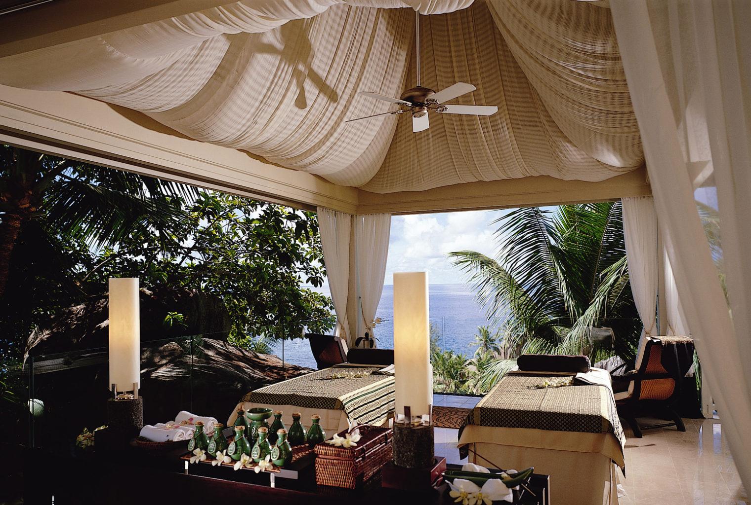 Banyan Tree Hotel Seychelles Spa Pavilion