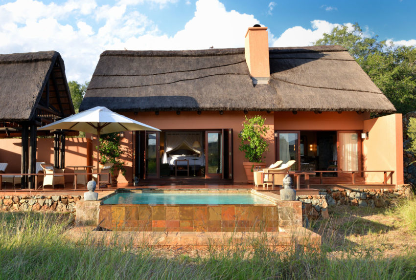 Mateya Safari Lodge South Africa Exterior