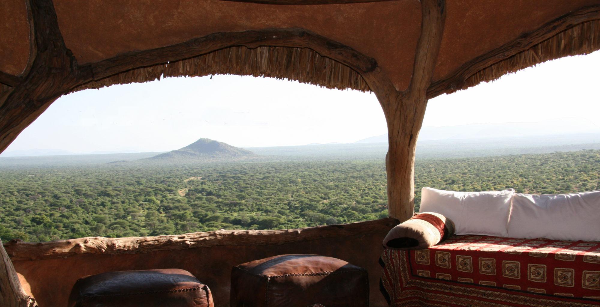 Tassia Lodge Kenya Look Out