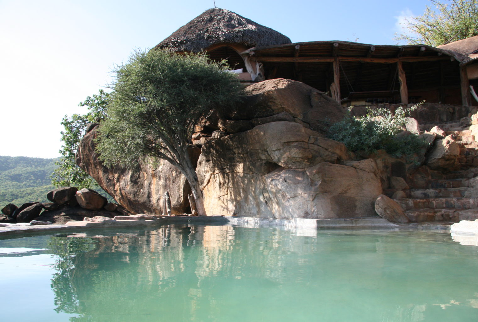 Tassia Lodge Kenya Pool Lodge