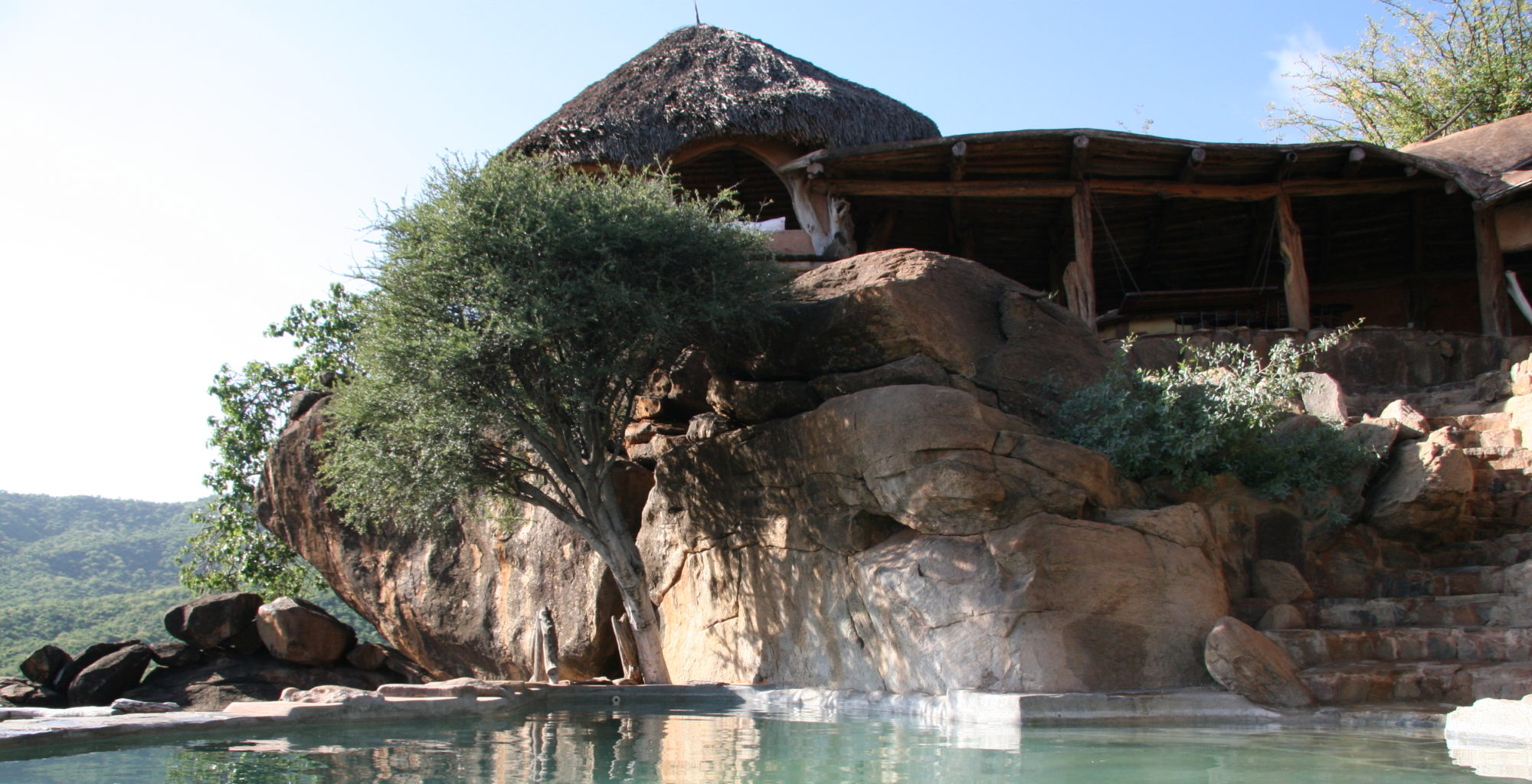 Tassia Lodge Kenya Pool Lodge