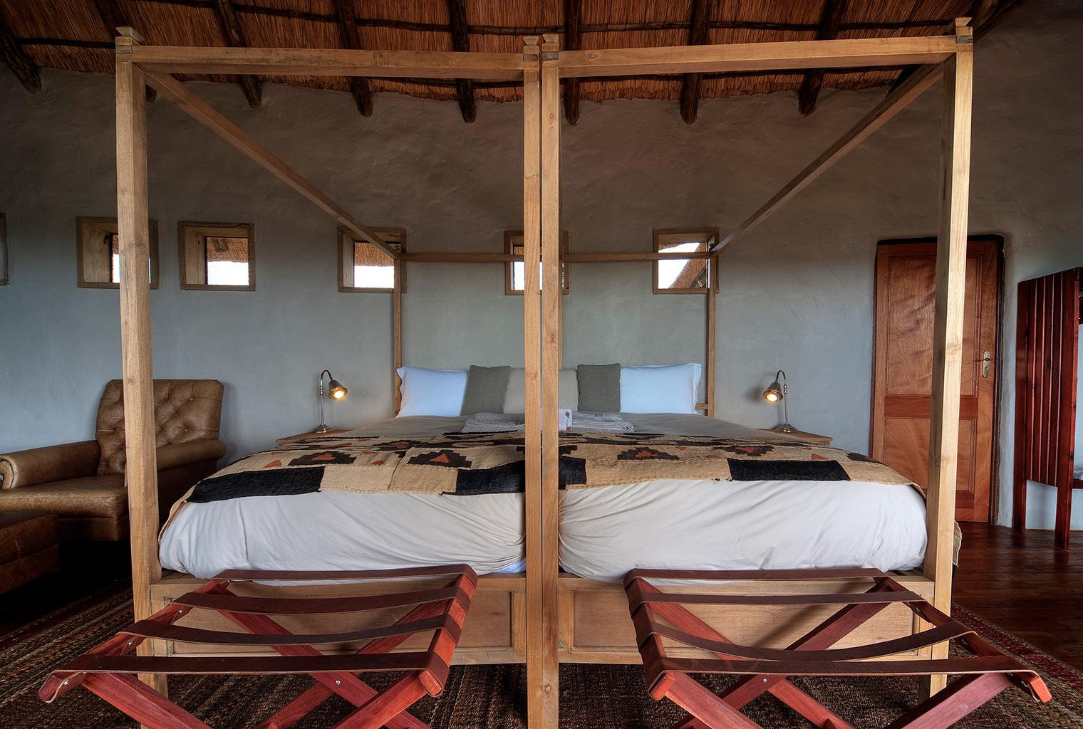 Tau-Pan-Botswana-Bedroom