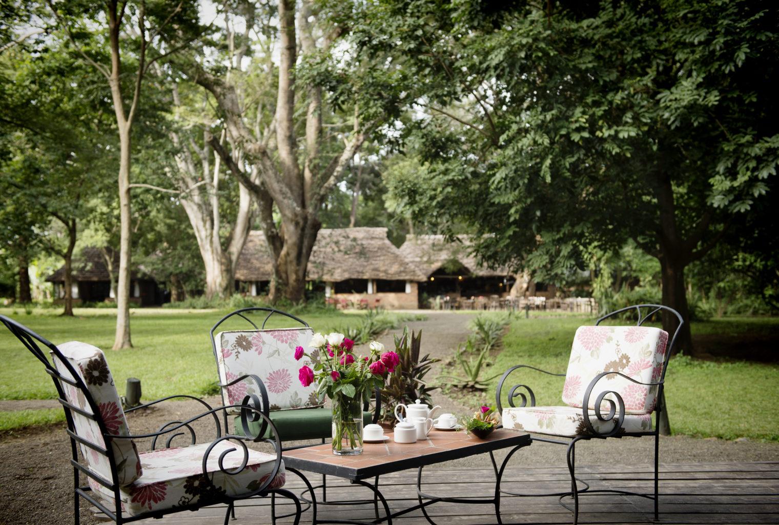 Deck Rivertrees Tanzania