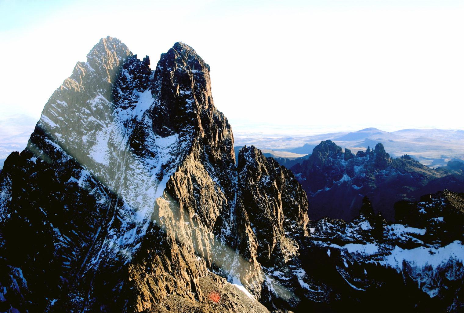 Roberts Safaris Kenya Mountain