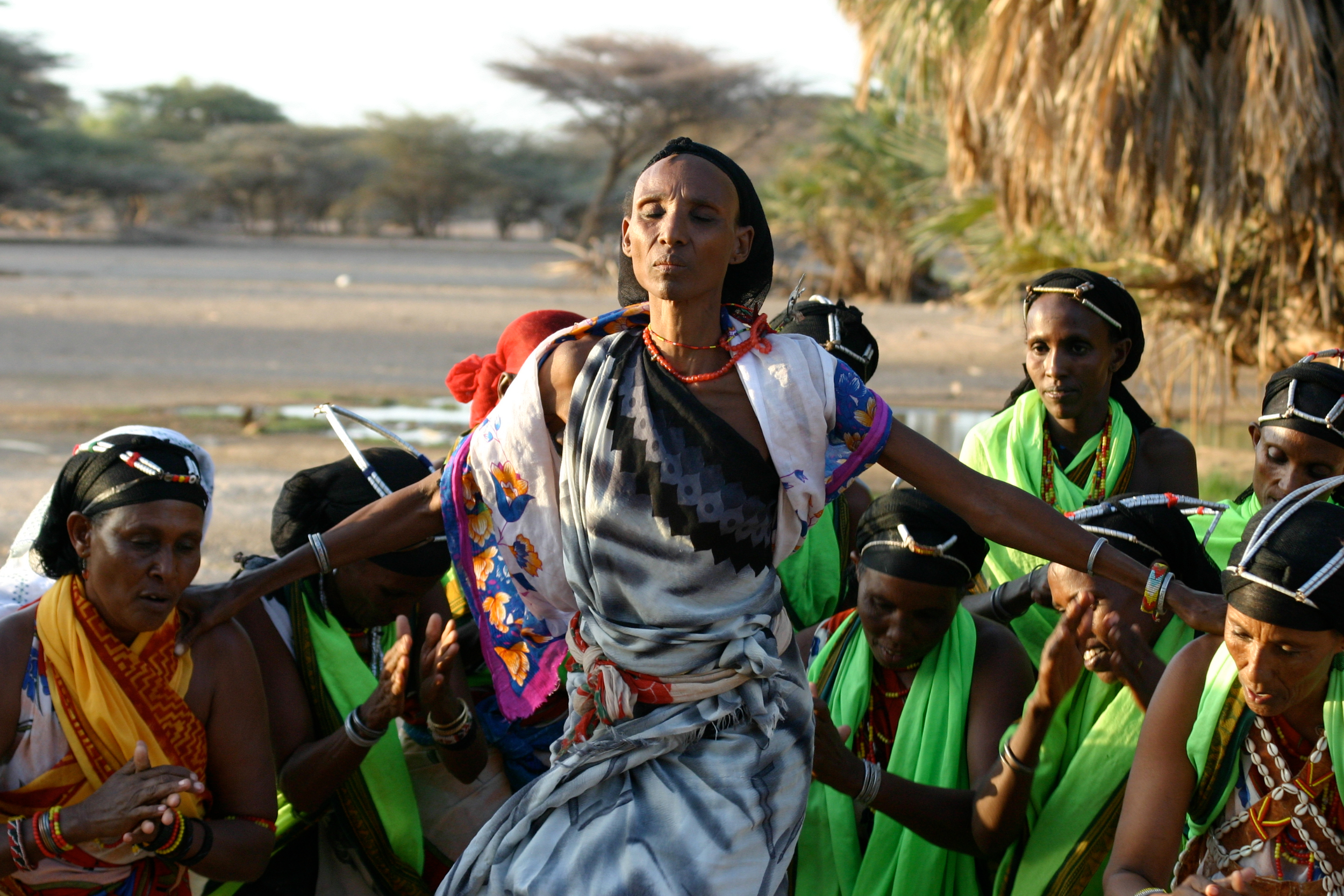 Roberts Safaris Kenya People