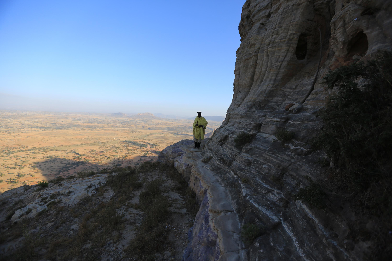 Ethiopia Tigray Rock Walk