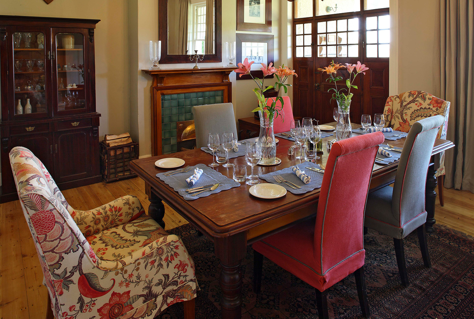 Uplands-Homestead-South-Africa-Dining