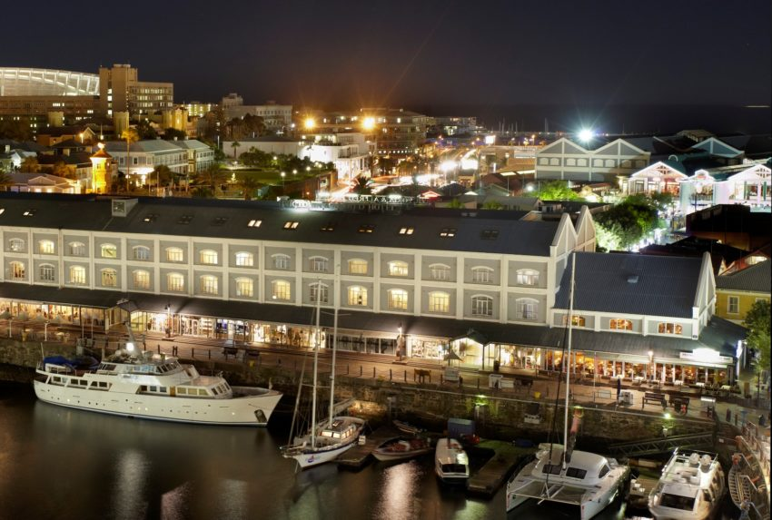 South-Africa-Victoria-Alfred-Hotel-Night