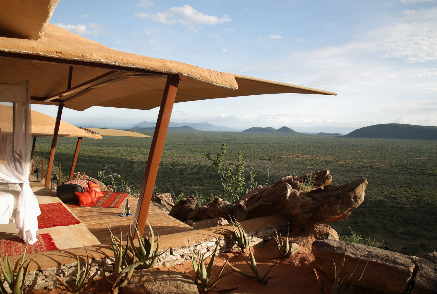 Saruni Samburu Kenya Exterior