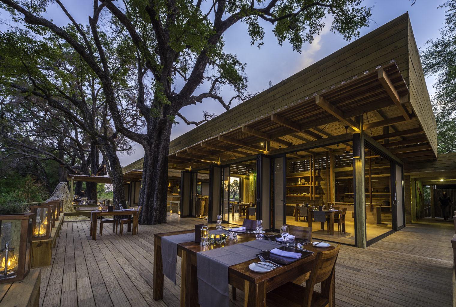 Vumbura_Plains_Camp-Botswana Exterior