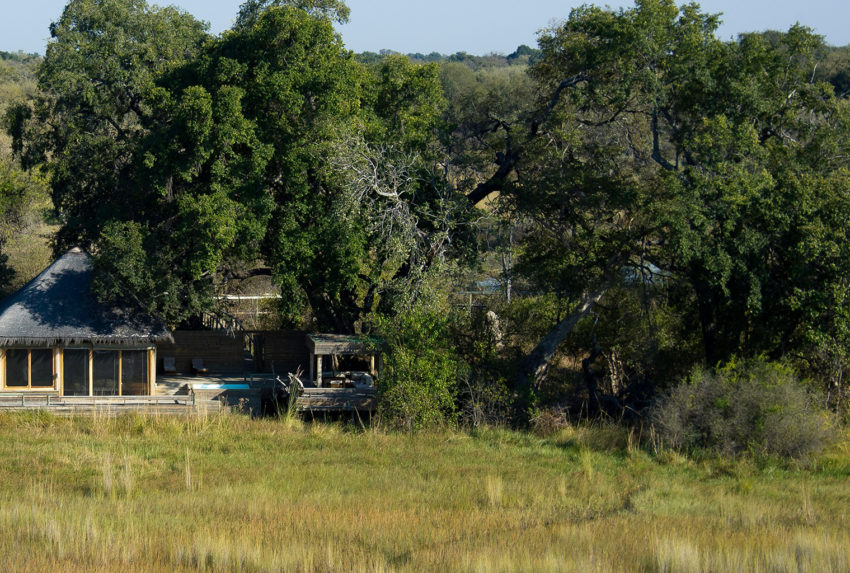 Vumbura_Plains_Camp-Botswana Exterior