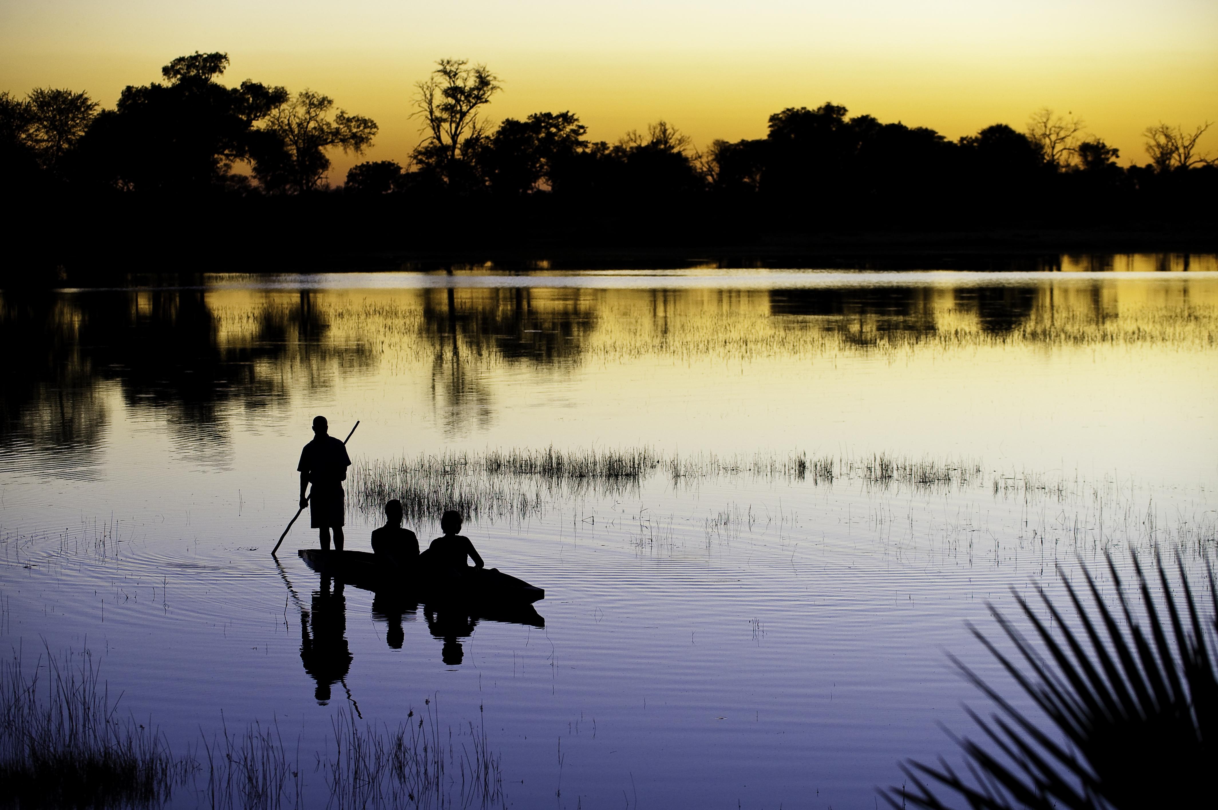 Xigera_Camp Botswana Water