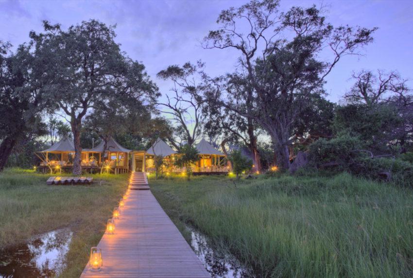 &Beyond, Xaranna, Okavango Delta, Camp, Guest Area