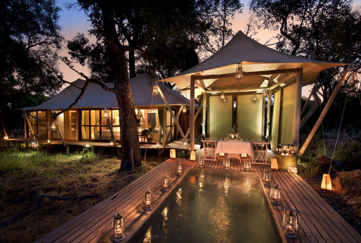 &Beyond, Xaranna, Okavango Delta, Camp, Room 5