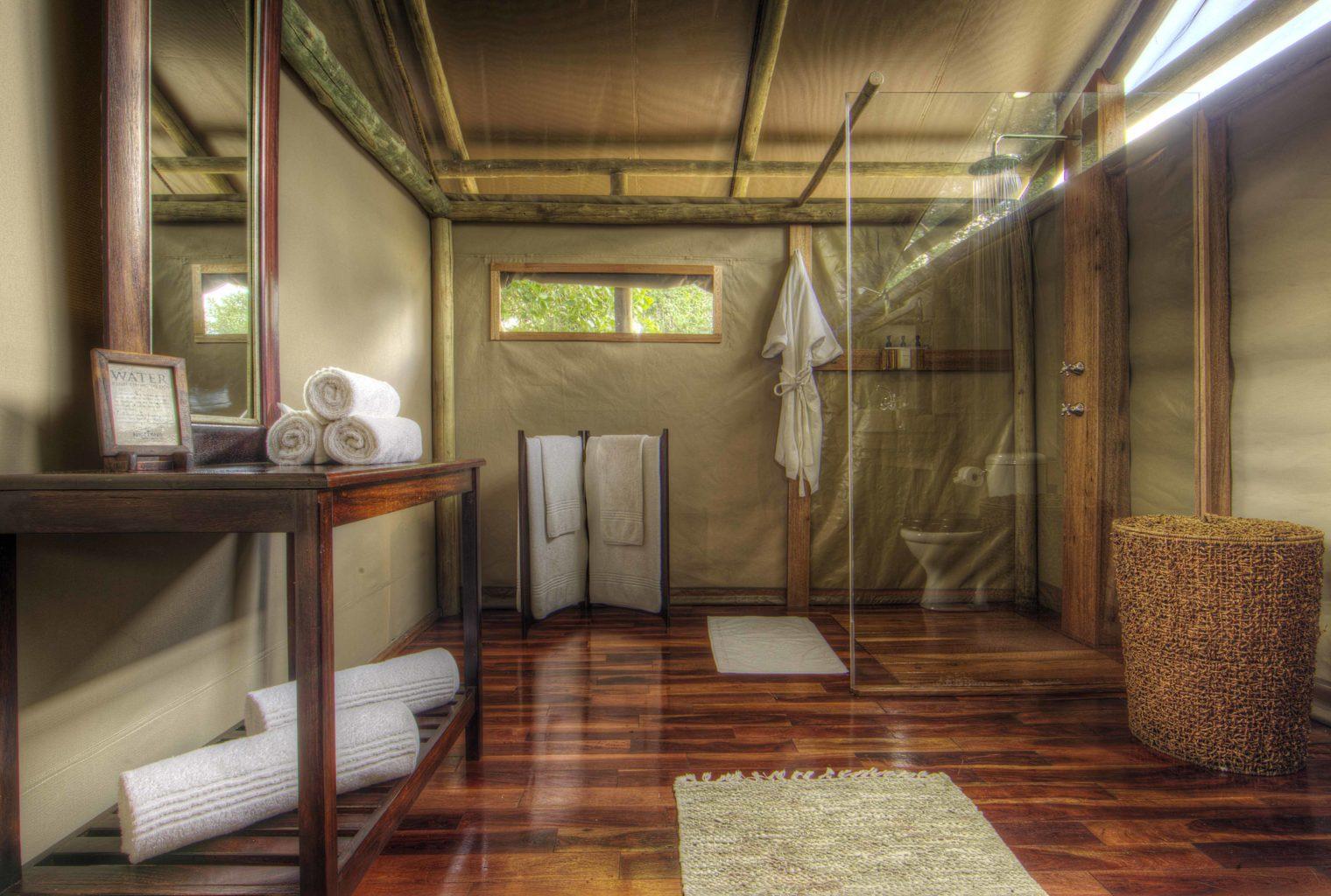 Shinde Botswana Bathroom