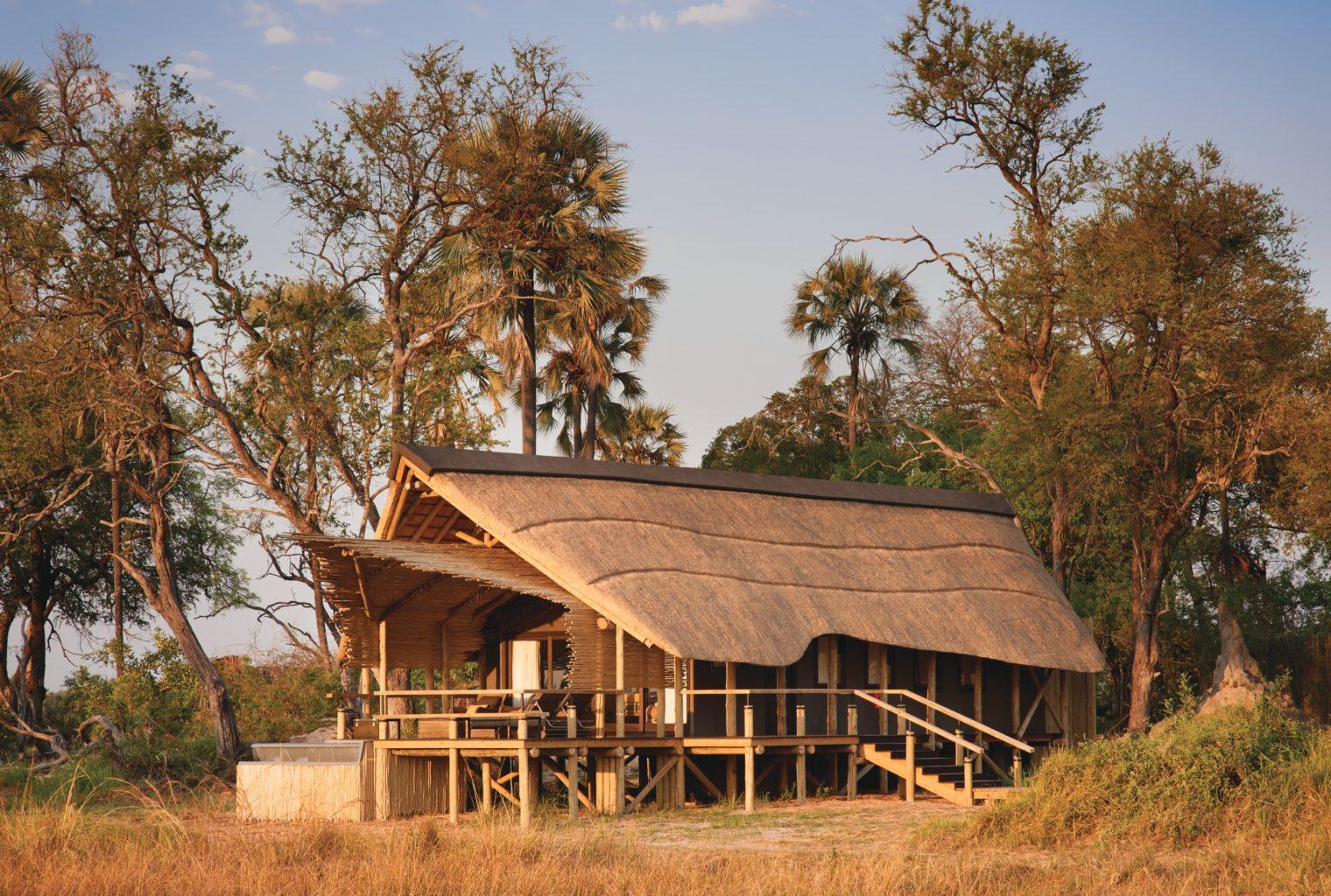 Eagle Island Camp Botswana Exterior